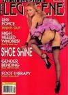 Leg Scene September 1998 magazine back issue
