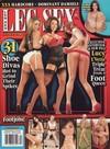 Lucy L'Vette magazine cover Appearances Leg Sex April 2006