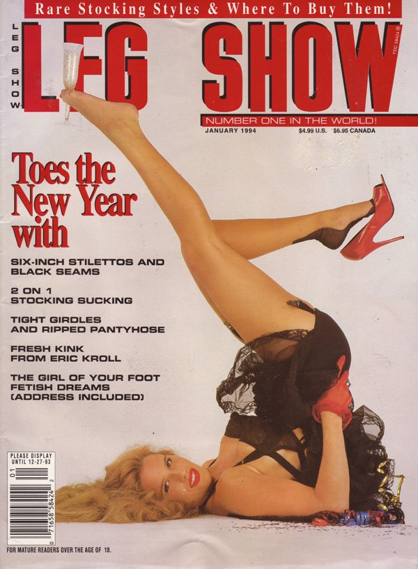 Opinion Leg show magazine models agree