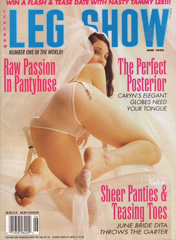 Know, Leg show magazine models