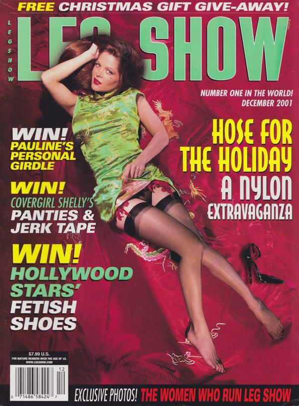 Leg Show December 2001 Product Leg Show Dec 2001