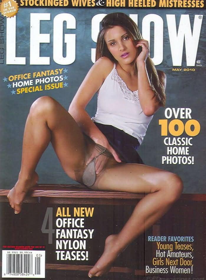 Assured, Leg show magazine models