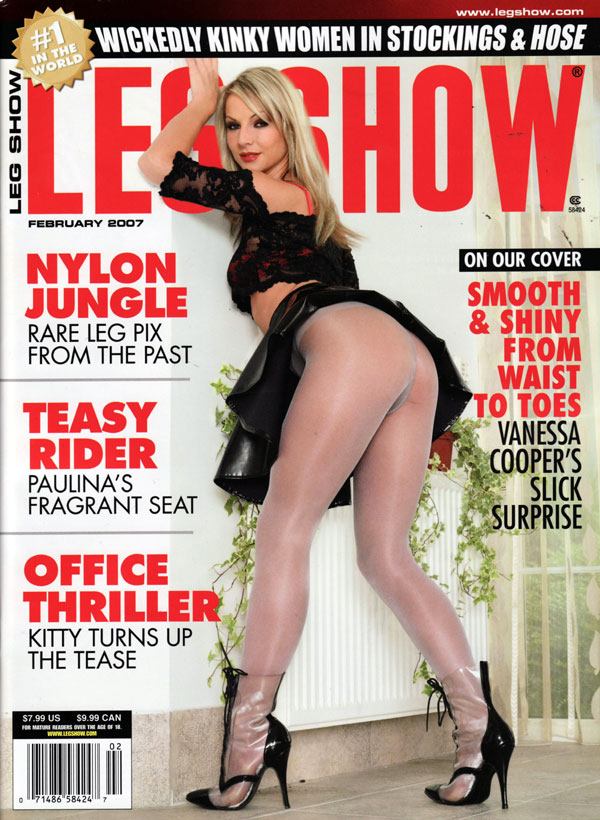 Opinion Leg show magazine models