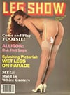 Leg Show March 1985 magazine back issue