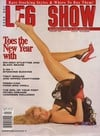 Leg Show January 1994 magazine back issue