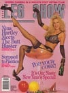 SaRenna Lee Leg Show January 1997 magazine pictorial