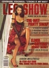 Veronika Zemanova magazine cover  Leg Show May 1998
