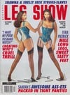 Leg Show October 2000 magazine back issue