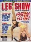 Leg Show November 2000 magazine back issue