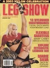 Leg Show January 2003 magazine back issue