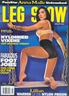 Leg Show August 2003 magazine back issue