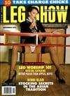 Ms. Katherine magazine cover Appearances Leg Show November 2005