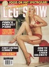 Leg Show July 2006 magazine back issue