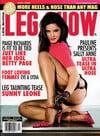 Sunny Leone magazine cover Appearances Leg Show April 2007