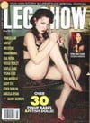 Leg Show May 2012 magazine back issue
