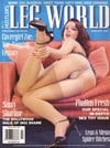 Leg World February 1999 magazine back issue
