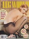 hustler's leg world magazine 2001 back issues hot sexxxy fetish queens lezzie toe teasers stockings  Magazine Back Copies Magizines Mags
