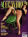 Veronika Zemanova Leg World February 2003 magazine pictorial