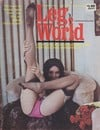 Leg World # 3 magazine back issue cover image