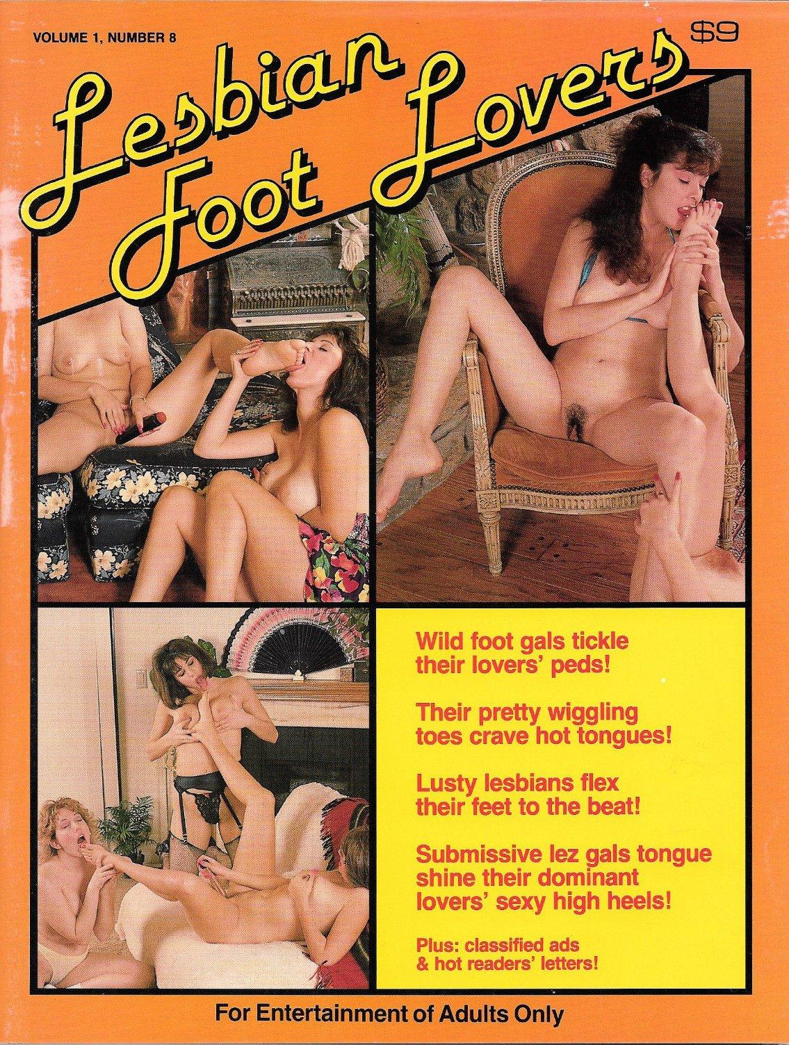 Lesbian Foot Lovers 87
