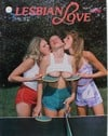 Lesbian Love by Nuance # 4 magazine back issue cover image