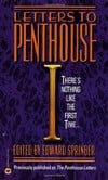 Letters to Penthouse # 1 - There's Nothing Like the First Time magazine back issue