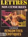 Lettres Non Censurees Magazine Back Issues of Erotic Nude Women Magizines Magazines Magizine by AdultMags