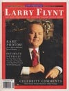 LFP Presents Larry Flynt magazine back issue cover image