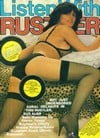 Listen With Rustler Vol. 3 # 1 magazine back issue cover image