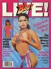 Ginger Allen Live Fall 1987 - Best of Live # 2 magazine pictorial