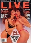Christy Canyon Live February 1990 magazine pictorial