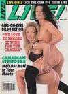 Traci Topps Live November 1993 magazine pictorial