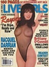 Racquel Darrian Live Girls May 1995 magazine pictorial