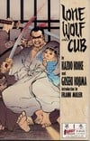 Lone Wolf and Cub # 1 magazine back issue