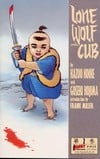 Lone Wolf and Cub # 2 magazine back issue