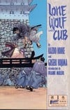Lone Wolf and Cub # 3 magazine back issue