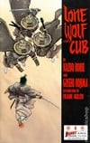 Lone Wolf and Cub # 4 magazine back issue