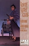 Lone Wolf and Cub # 5 magazine back issue