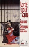 Lone Wolf and Cub # 6 magazine back issue