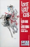 Lone Wolf and Cub # 8 magazine back issue
