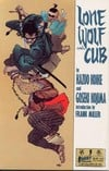 Lone Wolf and Cub # 9 magazine back issue