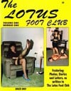 Lotus Foot Club Vol. 1 # 1 magazine back issue