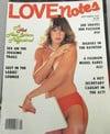 Love Notes September 1983 magazine back issue cover image