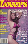 Lovers March 1981 magazine back issue