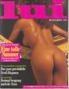 Lui (German) December 1987 magazine back issue