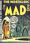 Mad # 1, October/November 1952 magazine back issue