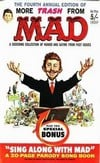 Mad # 4 magazine back issue