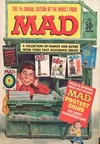 Mad # 7 magazine back issue