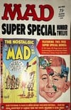 Mad # 12 magazine back issue