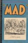 Mad # 15 magazine back issue